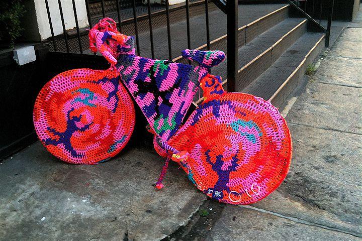 Urban Knitting Graffiti : Urban knitting little sweet knittings